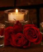 любовь и свечи