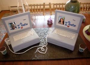 любовь в Интернете