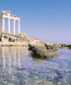 руины древнего Сиде