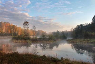 пейзажи Беларуси