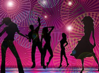танцы на дискотеке