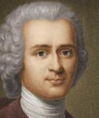 портрет молодого Руссо