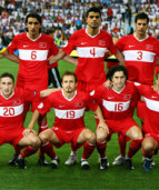 футбол в Турции