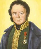 портрет Стендаля