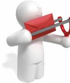 Письмо с оскорблениями