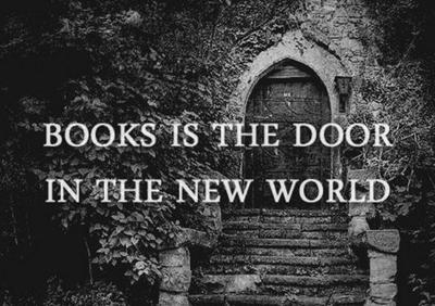 книги, мир книг