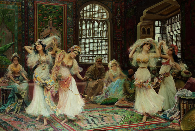 Арабская цивилизация