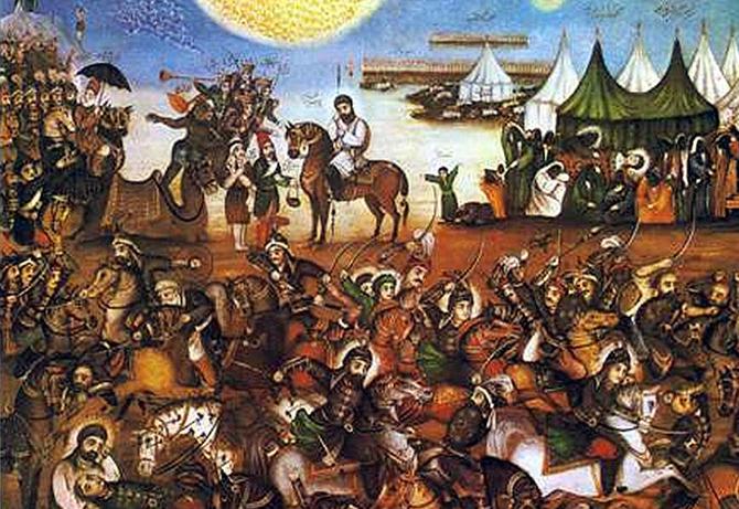 Арабское завоевание Египта