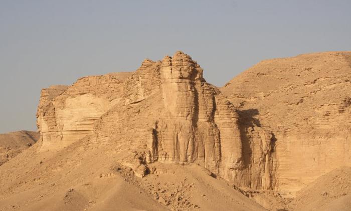 Каменистые горы