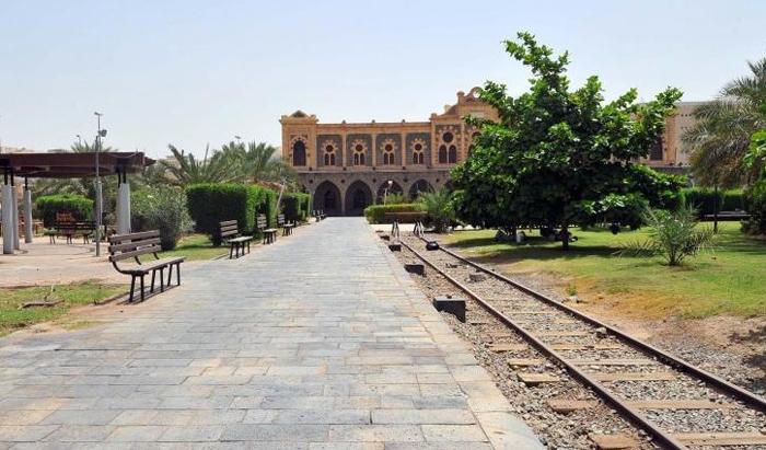 вокзал Хиджаза