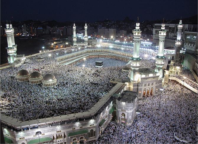 мечеть Мекки