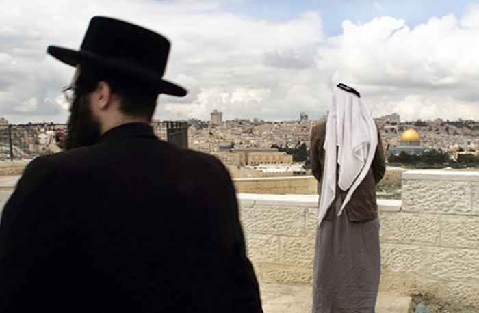 арабы и евреи потомки одного народа