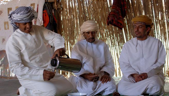гостеприимство арабов