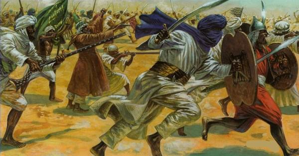 арабо-римские войны