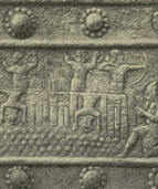 ассирийский рельеф