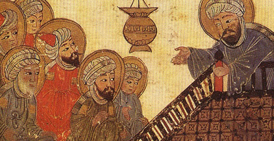 проповедь Мухаммеда