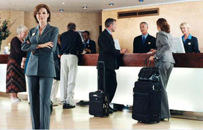 управление гостиницей
