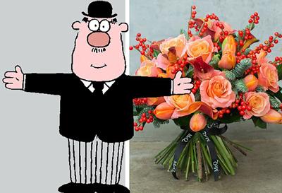 цветы в знак примерения