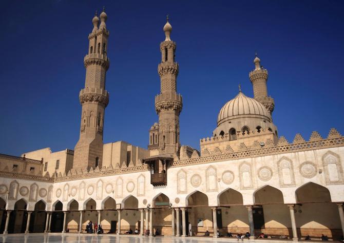 аль-Азхар в Каире