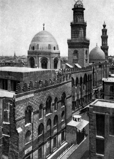 мечеть Калауна