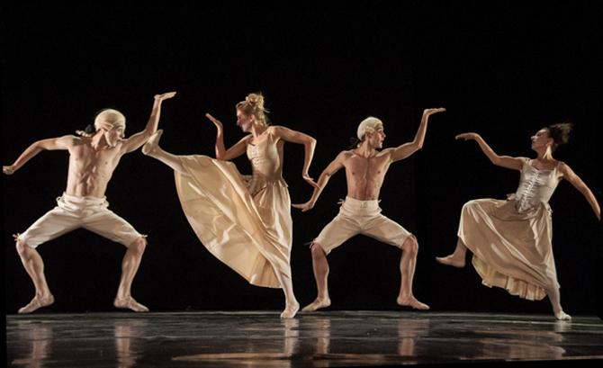 балет шесть танцев