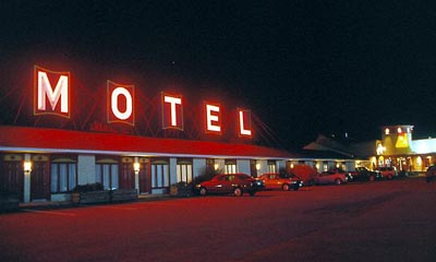 ночь в мотеле