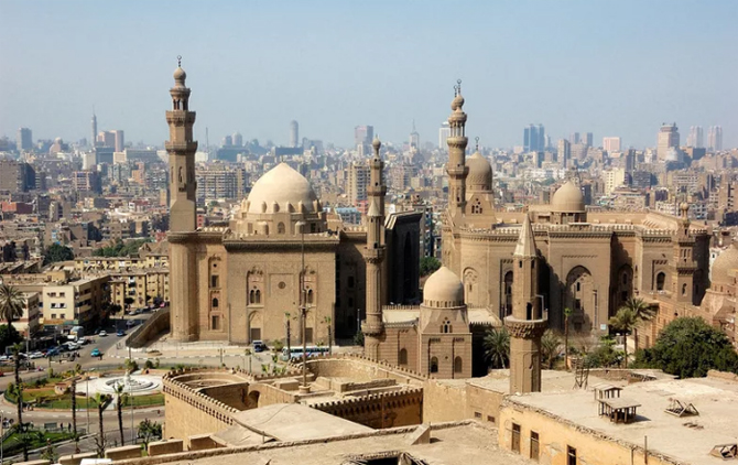 мечеть султана Хассана