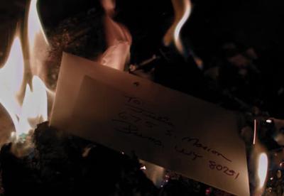 пламя огна