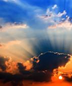 небо над головой