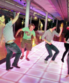 дискотечные танцы