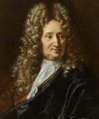 Лафонтен, портрет