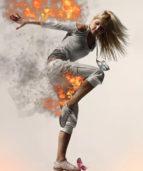 пламя танца