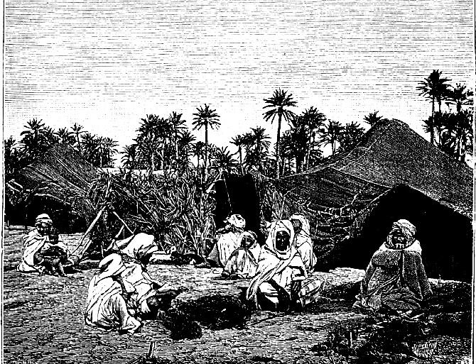 кочевые арабы