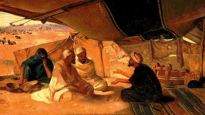 общество арабов