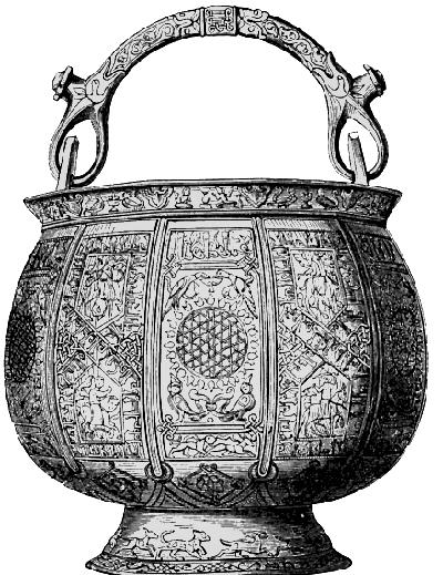арабская ваза
