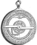 арабская астролябия